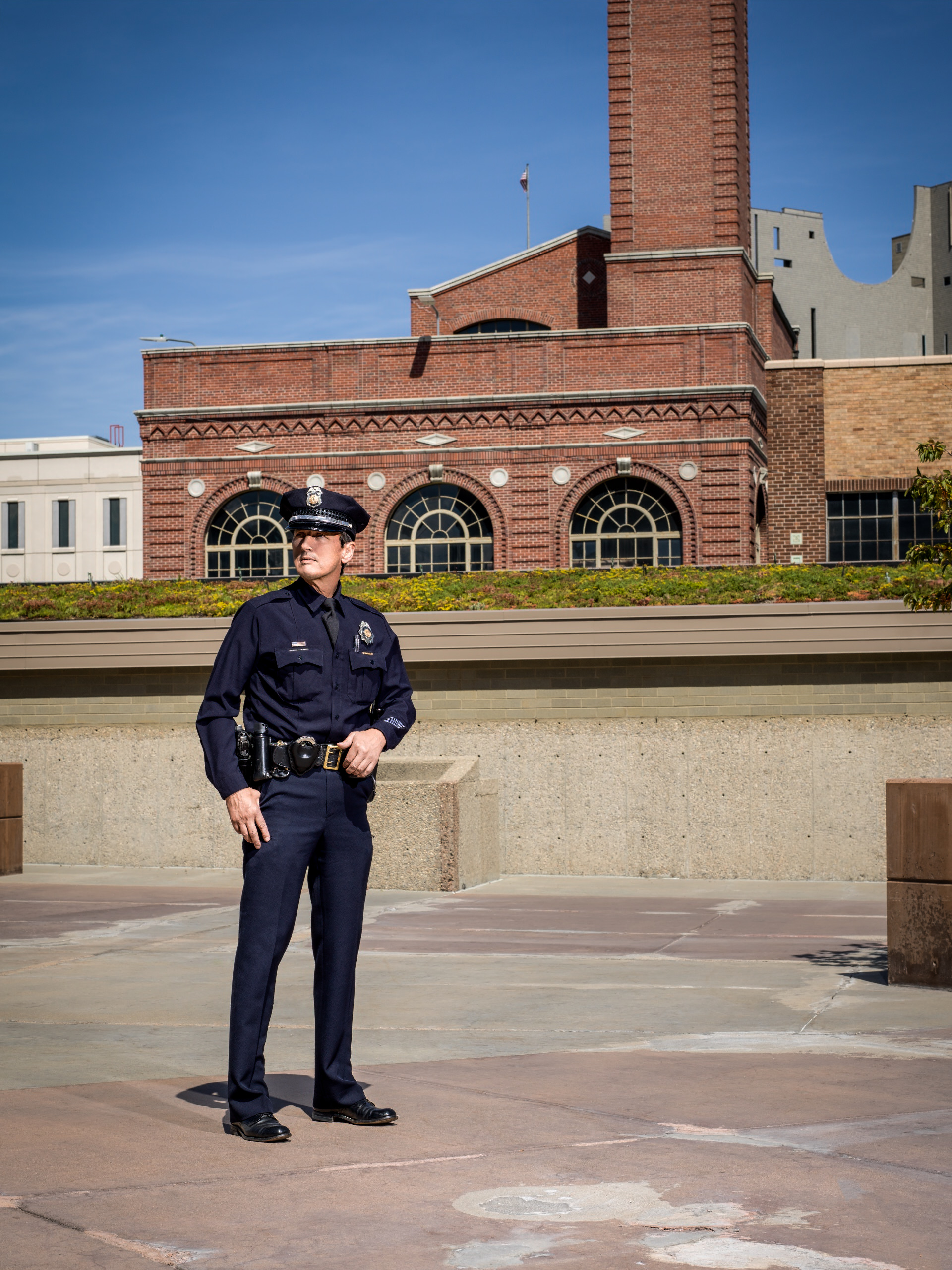 denver police  portrait 5280 magazine