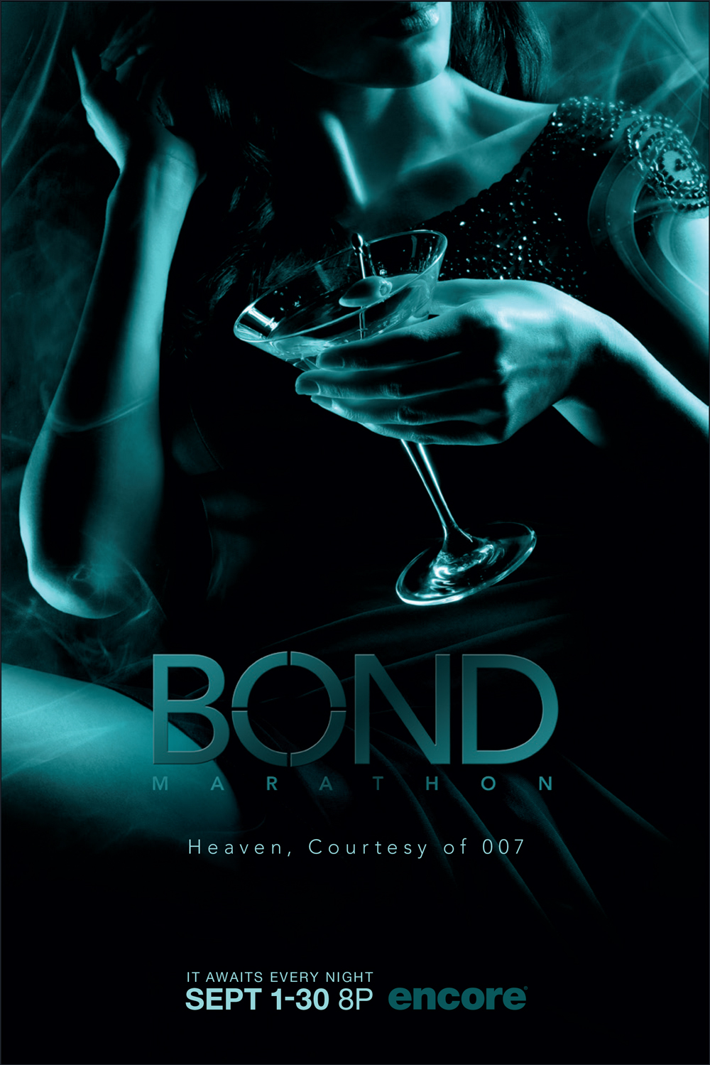 starz bond key art