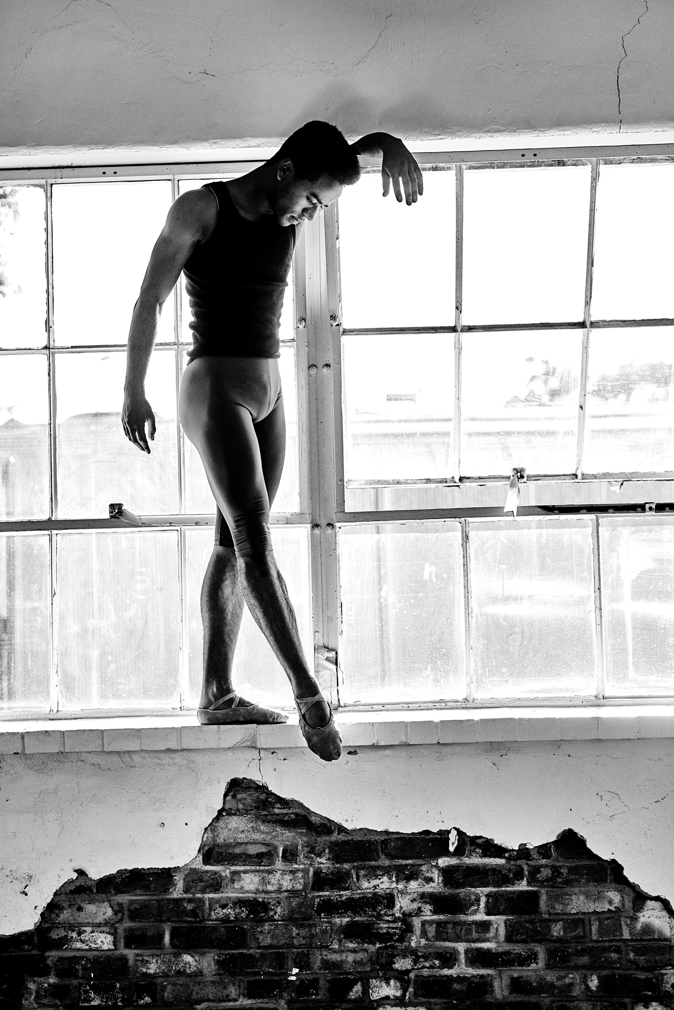 colorado ballet simon zinabu for denver life magazine photographed by jeff nelson