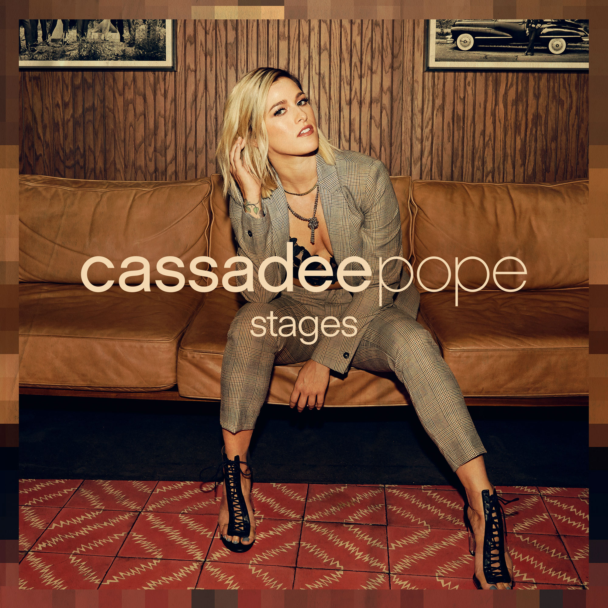 Cassadee Pope album cover
