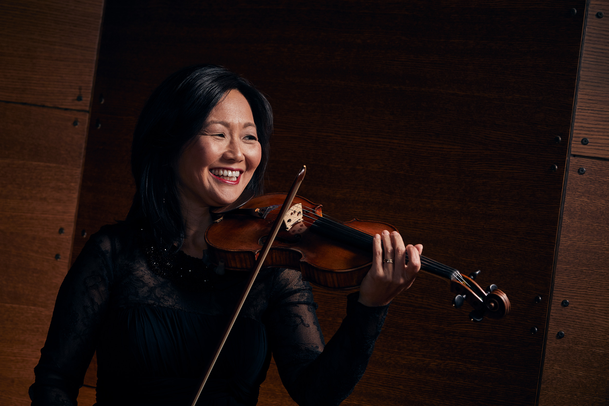 Colorado Symphony yumi hwang willams portrait