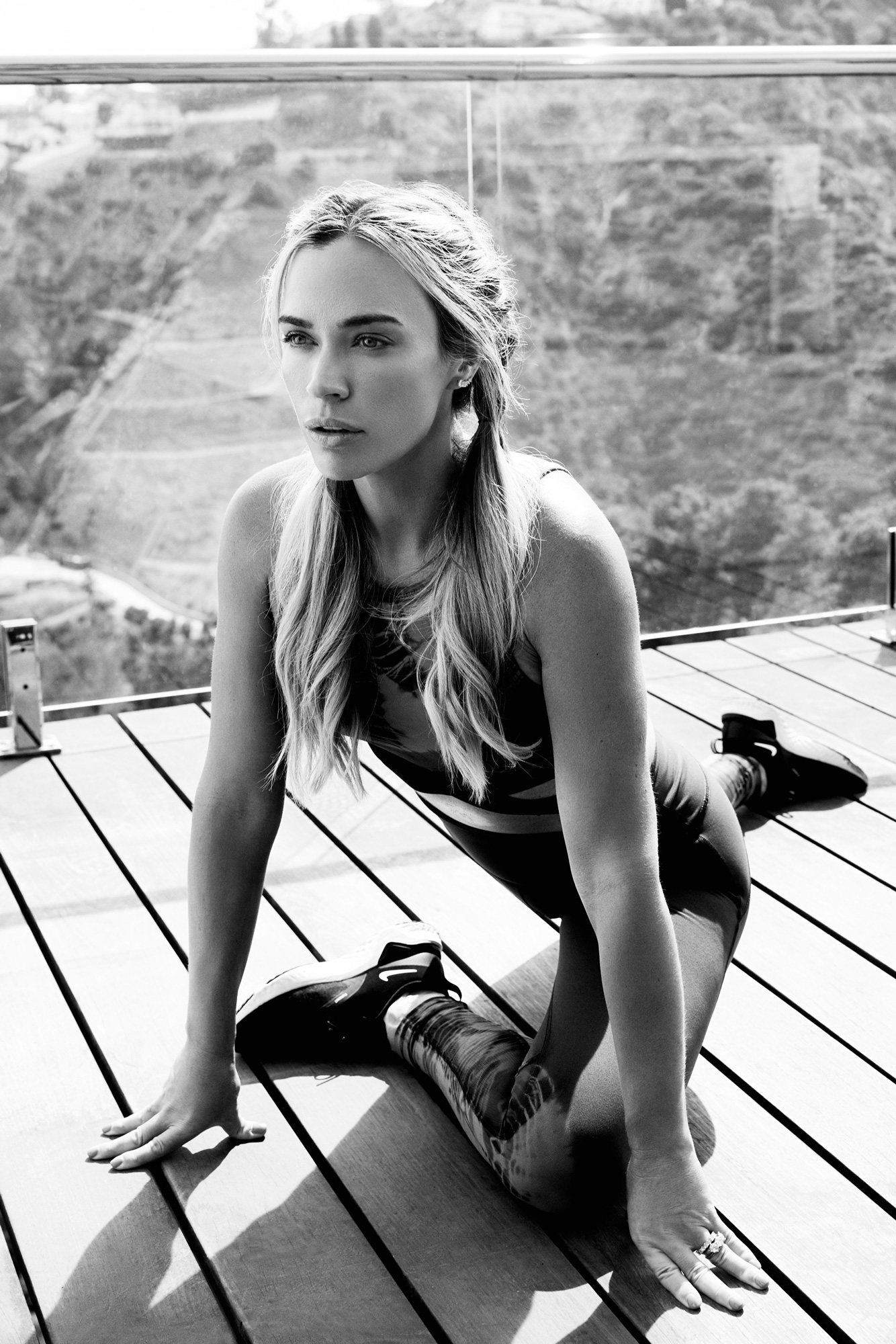 Teddi Mellencamp for all in by teddi